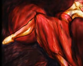 Prva dama u crvenom 1