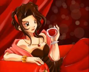 Prva dama u crvenom 2