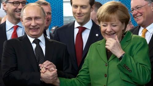 Tetka Angela i ujka Vladimir