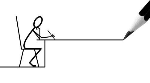 Tanka crna linija 1